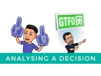 Making Difficult Decisions | Analysing One